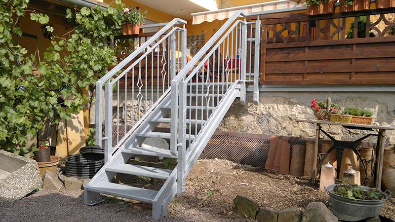 Treppen, Balkone & Geländer 10