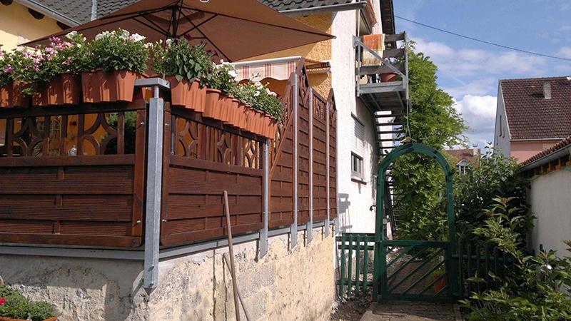 Treppen, Balkone & Geländer 21