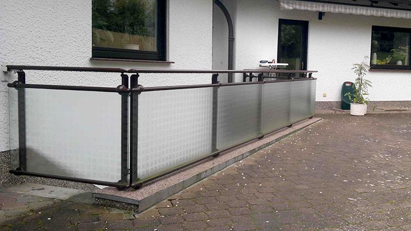 Treppen, Balkone & Geländer 22