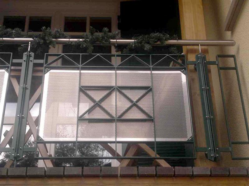 Treppen, Balkone & Geländer 24