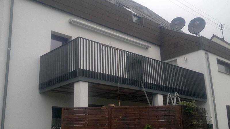 Treppen, Balkone & Geländer 26