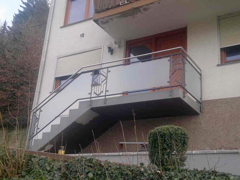 Treppen, Balkone & Geländer 27