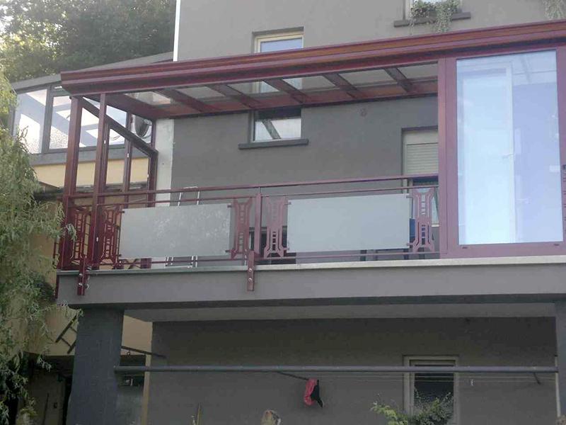 Treppen, Balkone & Geländer 28