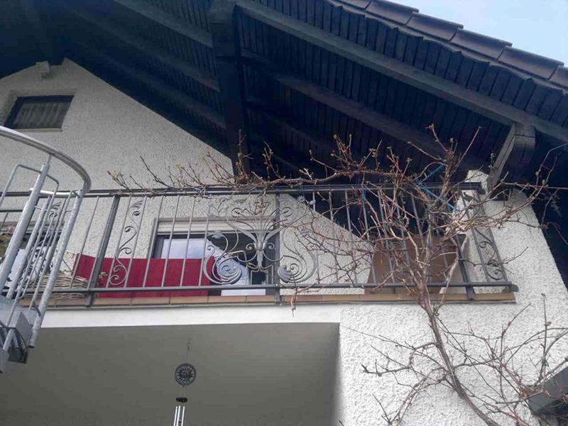 Treppen, Balkone & Geländer 31