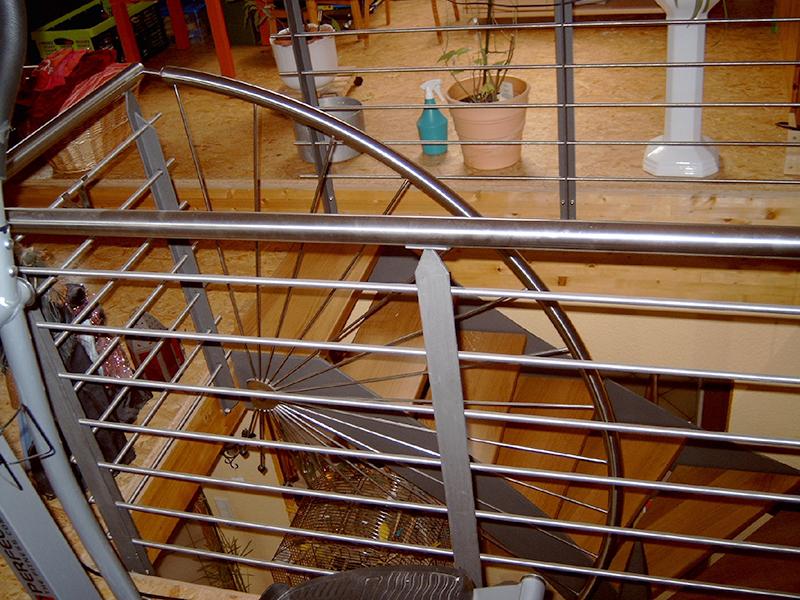 Treppen, Balkone & Geländer 39