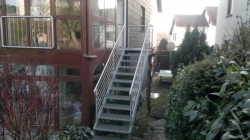 Treppen, Balkone & Geländer 4