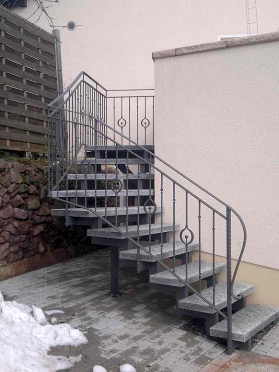 Treppen, Balkone & Geländer 6