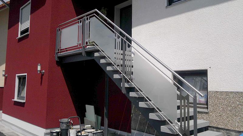 Treppen, Balkone & Geländer 9