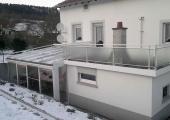 Wintergärten und Überdachungen 12